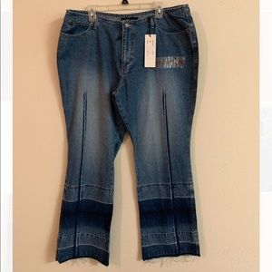 NWT Fit & Flare size 20 Revolt Jeans co.